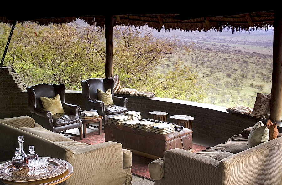 LUXUSREISEN - TRAVEL IN LUXURY  TANSANIA_LUXUS SAFARIS TANSANIA**TREASURES OF TANZANIA, KLEINS CAMP